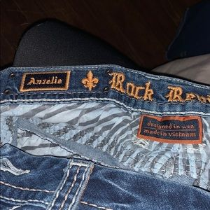 Size 28 Rock Revival Jeans
